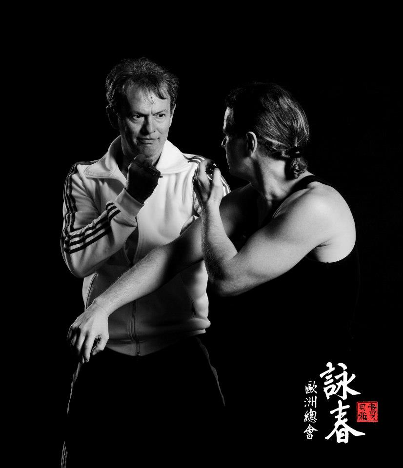 Sifu Philipp Bayer