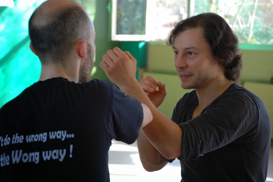 Hani Sabbagh Cours Particuliers Ving Tsun Kung Fu