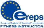 EREPS Certified Fitness Instructor