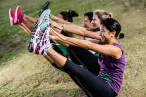 Bootcamp Fitness Training