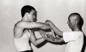 Ip Man Bruce Lee Chi Sau
